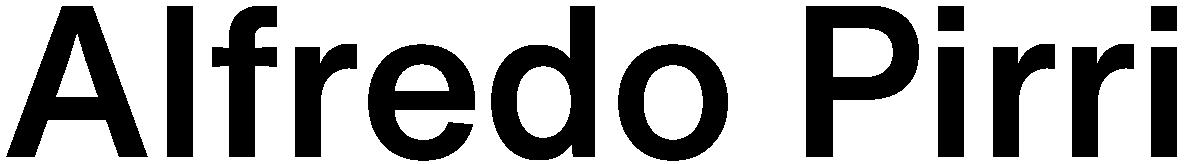 Alfredo Pirri Logo
