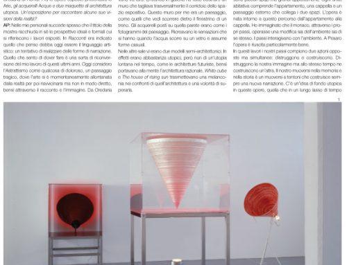 Articoli & RivisteArticles & Magazines
